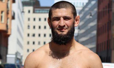 Khamzat Chimaev Luke Rockhold Sidan UFC MMA Frontkick Online