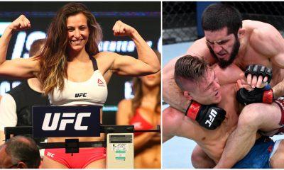 Miesha Tate Islam Makhachev UFC MMA Frontkick Online