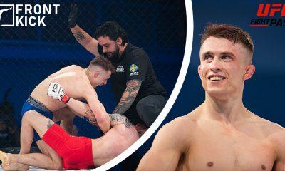 Zoran Milic Fight Club Rush UFC Fight Pass Frontkick.online