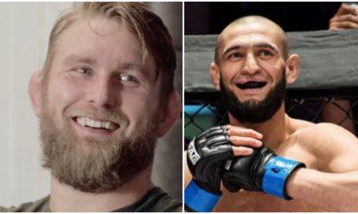 Alexander Gustafsson Khamzat hjälp UFC MMA Frontkick Online featured