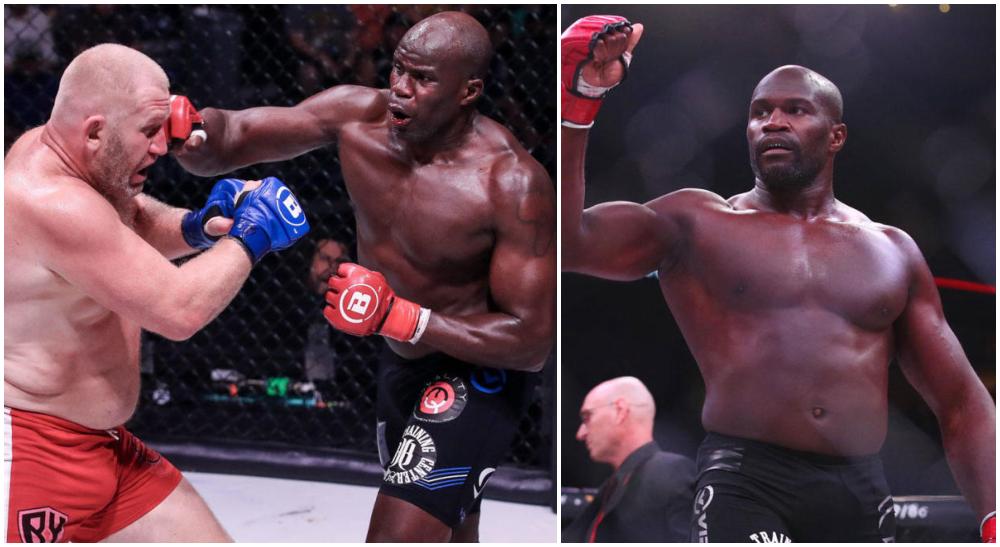 Bellator 265 Cheick Kongo Sergei Kharitonov MMA Frontkick Online