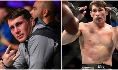 Darren Till transpersoner UFC MMA Frontkick Online