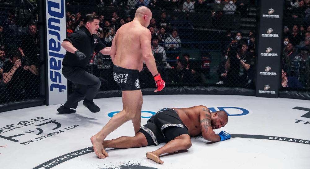 Fedor Emelianenko Bellator MMA Frontkick.online
