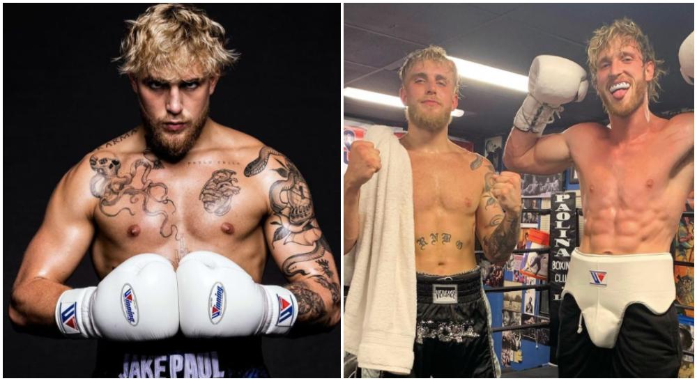 Jake Paul steroider Boxning UFC MMA Frontkick Online site