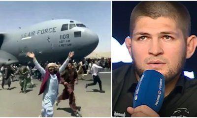 Khabib Taliban ursäkt UFC MMA Frontkick Online