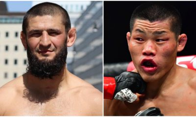 Khamzat Chimaev Li Jingliang profiler tippar UFC MMA Frontkick Online