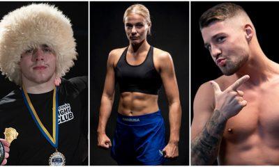 MMA landslaget MMA-landslaget Svensk MMA Sverige Frontkick Online