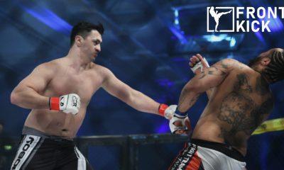 Nermin Hajdarpasic Fight Club Rush 8 MMA Frontkick Online logo