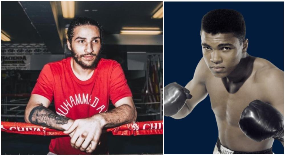 Nico Ali Walsh Muhammad Ali MMA Frontkick.online