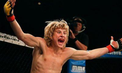 Paddy Pimblett UFC MMA Frontkick Online Debut