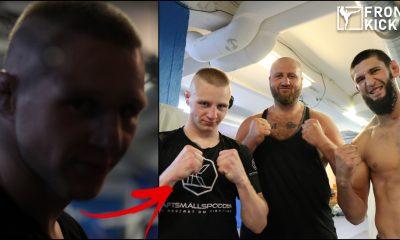 MMA Tobias Harila Khamzat Chimaev Frontkick.online