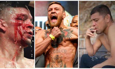 Conor McGregor UFC Frontkick.online