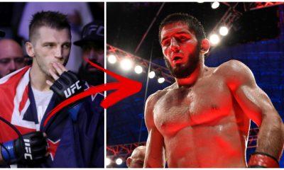 Dan Hooker UFC Frontkick.online