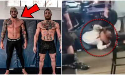 Dillon Danis Conor McGregor utstrypt UFC MMA Frontkick Online v2