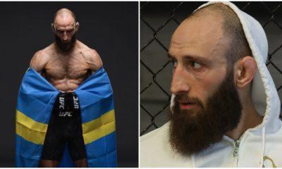 Guram Kutateladze uttalande visa visum UFC MMA Frontkick Online