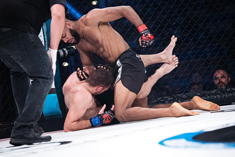Khaled Lallaam FCR MMA Frontkick.online