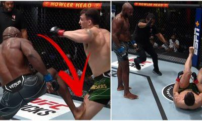 Khalil Rountree UFC Frontkick.online