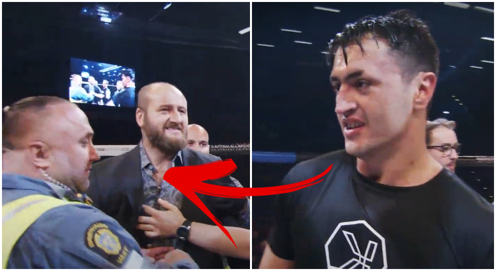 Nermin Hajdarpasic Irman Smajic MMA Frontkick.online