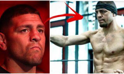 Nick Diaz UFC Frontkick.online