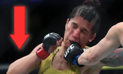 Pannie Kianzad Raquel Pennington UFC ranking MMA Frontkick Online pil