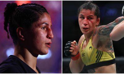 Pannie Kianzad UFC Raquel Pennington Uttalande Frontkick Online