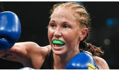 Patricia Berghult MMA Frontkick.online