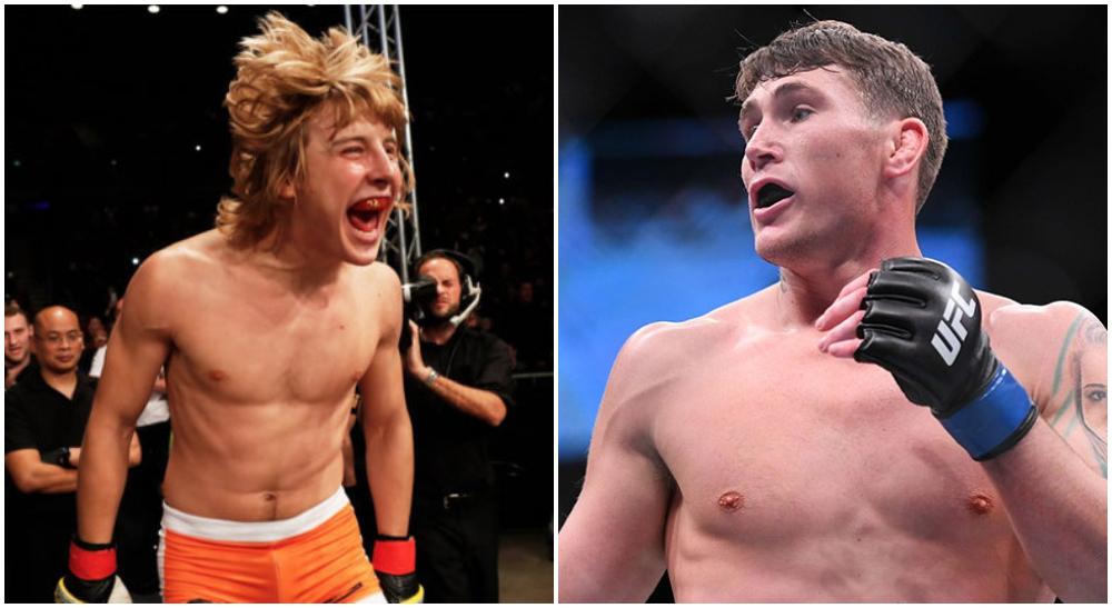 UFC FIght Night Brunson Darren Till Paddy Pimblett UFC MMA Frontkick Online