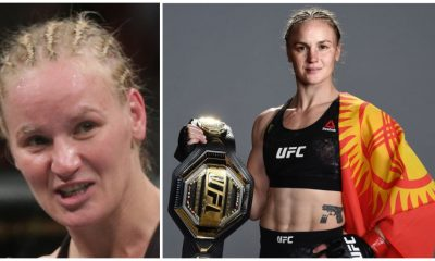 Valentina Shevchenko UFC Frontkick.online