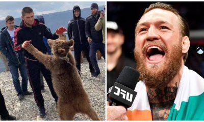Conor McGregor Khabib Nurmagomedov Ali Abdelaziz inavel UFC MMA Frontkick Online 1