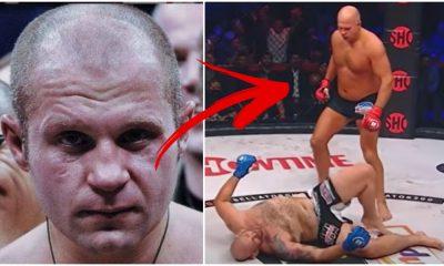 Fedor Emelianenko MMA Frontkick.online