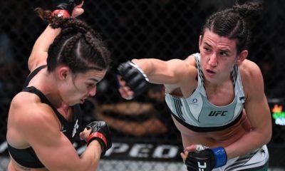Mackenzie Dern Marina Rodriguez UFC Fight Night Frontkick Online