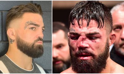 Mike Perry MMA Frontkick.online