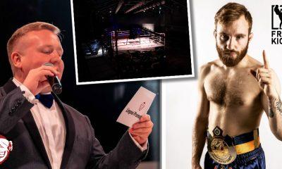 Nicholas Bryant Lingnoi Promotions Muay Thai For Life Frontkick.online