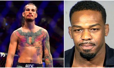Sean O'Malley gripande utspel Jon Jones UFC MMA Frontkick Online