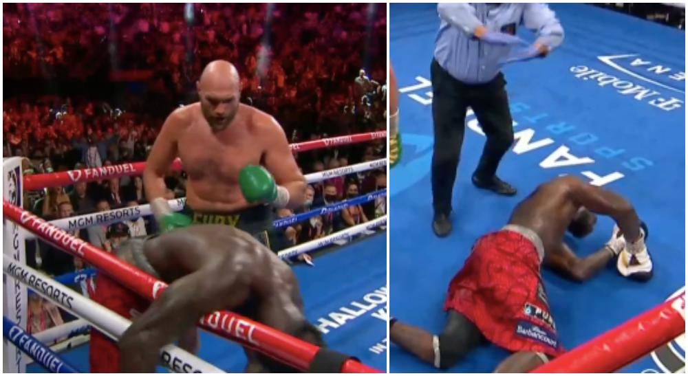 Tyson Fury Deontay Wilder 3 resultat Boxning Frontkick Online